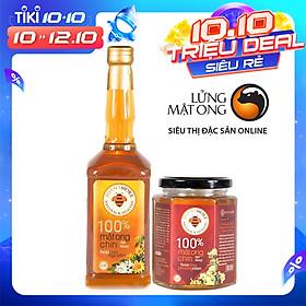 Combo Mật ong rừng Cao Nguyên - 100% mật ong chín Honimore 990g