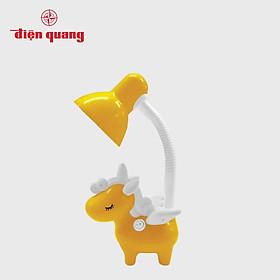 Đèn bàn bảo vệ thị lực Điện Quang ĐQ DKL16 BW (Kiểu con kỳ lân, bóng led warmwhite)