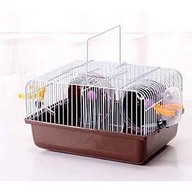 Lồng nuôi hamster ngăn đôi