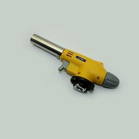 Đèn khò gas mini TEK9514 màu vàng