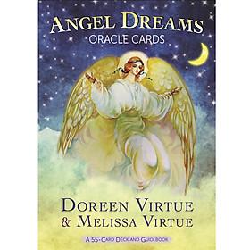 Bộ Tarot Angel Dreams Oracle Cards Bài Bói New
