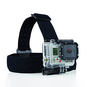 For Head strap mount For Gopro Hero 7 6 5 4 3+ Xiaomi yi 4K Action Camera For Eken H9 SJCAM for Go Pro Accessories GP23