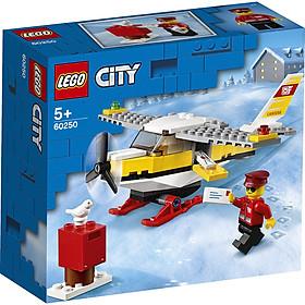 Đồ Chơi Lắp Ráp Lego City Máy Bay Đưa Thư 60250 (74 Chi Tiết)