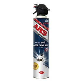 Bình xịt muỗi và côn trùng bay ARS Jet Blue Plus (nhiều lựa chọn mùi hương)