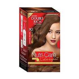 Kem nhuộm tóc thời trang Double Rich Beaty Color & Nutri Care Trend Colour