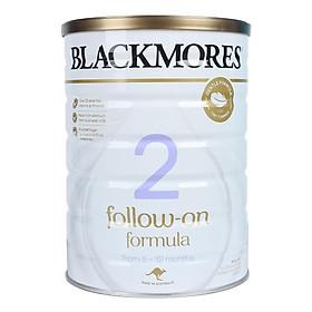 Sữa bột công thức Blackmores Follow-on Formula Stage 2 cho bé từ 6 đến 12 tháng tuổi (900g)-0