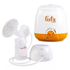 Combo Máy Hút Sữa Spectra M1 + Máy hâm sữa 3 chức năng FatzBaby FB3003SL