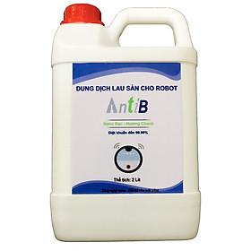 AntiB-Dung dịch lau sàn cho Robot