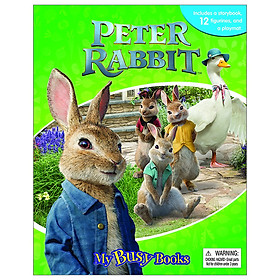 Peter Rabbit My Busy Book