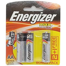 Pin Energizer Max AA E91BP2+1