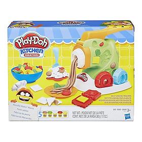 Bộ Đồ Chơi Đất Nặn Máy Làm Mì Đa Năng - Play-Doh B9013