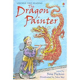 Usborne First Reading Level One: The Dragon Painter