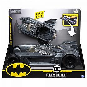 Chiến xe siêu hạng Người Dơi Batman 2 trong 1 SPIN MASTER 6055952