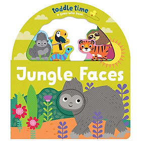 Toddle Time - Peek a Boo - Jungle Faces