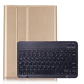Bao da bàn phím bluetooth cho Apple iPad 7th 10.2 inch 2019- Hàng nhập khẩu