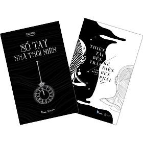 Combo 2 Cuốn: Thiên Tài Bên Trái, Kẻ Điên Bên Phải + Sổ Tay Nhà Thôi Miên