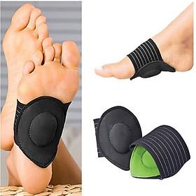 Bộ 2 đế lót thể thao,đệm giày,hỗ trợ giảm đau foot ama52-0