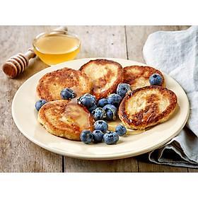 Bánh Đô Rê Mon Với Bột Pha Sẵn Woolworths Original Pancake Shaker 350g Xuất Xứ Úc - Tiện Lợi Dễ Sử Dụng Tiết Kiệm Thời Gian Cho Bánh Thơm Ngon, Xốp, Mềm
