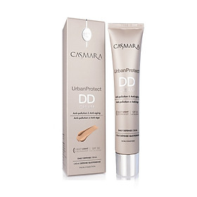 Casmara Urban Protect DD Cream 01 Light - Kem Nền 4 Trong 1 (30ml)