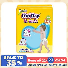 Tã Quần Unidry Ultra Jumbo XXL56 (56 Miếng)