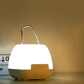 Bag Shape Night Light Lamp Bedroom Bedside Kids