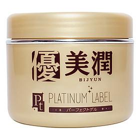 Gel Dưỡng Ẩm Làm Đẹp Da Platium Label Gel (175g) (Hộp Vàng)
