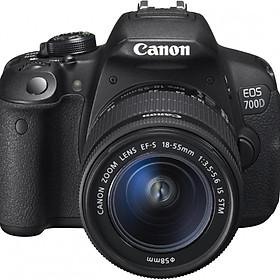 Máy Ảnh Canon 700D + Lens 18-55 STM (Lê Bảo Minh)