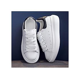 Giày Thể Thao Sneaker Nam Trắng Đế Độn Hàng Cực Đẹp