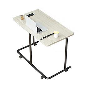 Bàn làm việc, bàn laptop có bánh xe, bàn di động BAH041