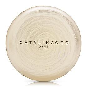 Phấn Phủ Siêu Mịn Catalina Pact #01 Natural Beige Geo