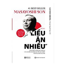 Sách - Masayoshi – Tỷ phú liều ăn nhiều PB