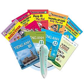 Bút Chấm Đọc Học Tiếng Anh Smart-Talk 2 Easy Talk P09 - Dành Cho Học Sinh Trung Học Phổ Thông