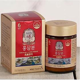 Bột Hồng Sâm Hàn Quốc 90g - Korean Red Ginseng Powder 90g