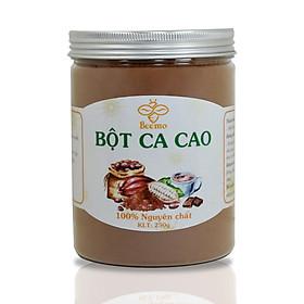Bột ca cao Beemo - Cacao nguyên chất, không đường, pha chế đồ uống, làm bánh, chế biến Chocolate