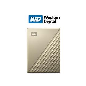 Ổ Cứng Di Động HDD WD My Passport Ultra 5TB - Hàng Nhập Khẩu