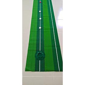 Thảm tập Golf Putting 60x300cm ( 2 màu)