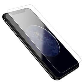 Kính cường lực cho iPhone 11 Pro Max, iPhone 11 Pro, iPhone 11, iPhone XS Max, iPhone X, iPhone XR chính hãng HOCO trong suốt HD