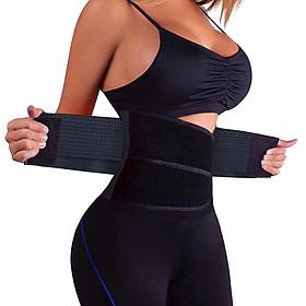 Đai nịt bụng thể thao nam nữ hỗ trợ giảm mỡ khi tập Gym H002