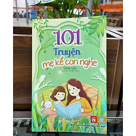 Combo  2 cuốn 101 truyện mẹ kể con nghe - Truyện cổ tích về xứ sở thần tiên