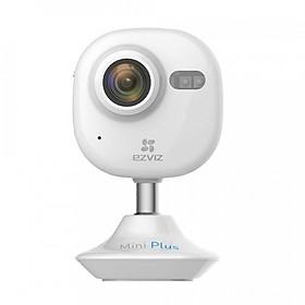 Hình đại diện sản phẩm Camera IP Wifi Không Dây Ezviz Mini Plus 1080P (CS-CV200-A0-52WFR) - Tặng Thẻ Nhớ 32GB Và Tai Nghe Bluetooth