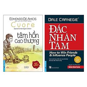 Combo Tâm Hồn Cao Thượng + Đắc Nhân tâm