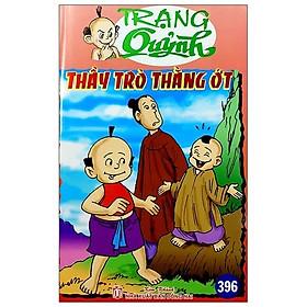 Truyện Tranh Trạng Quỷnh - Tập 396: Thằng Trò Thằng Ớt