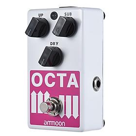 Phơ Cục Octave Cho Guitar Điện ammoon OCTA