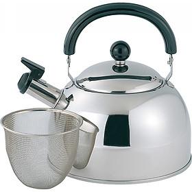 Ấm đun nước Inox cao cấp dùng cho bếp từ - Nhật Bản