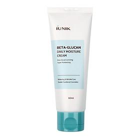 Kem dưỡng ẩm IUNIK Beta Glucan Daily Moisture Cream 60ml
