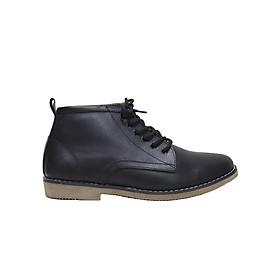 Giày Boot da bò thật cao cấp B07