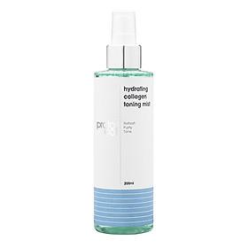Nước hoa hồng dưỡng da không cồn dạng phun sương Proto-col Hydrating collagen toning mist - 200ml. Giúp làm dịu mát  da, mang lại một làn da sáng đẹp hơn. Hàng chính hãng