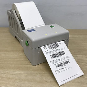 Máy in đơn hàng trên các sàn thương mại Xprinter XP-TD108D màu trắng  ( Hàng nhập khẩu)