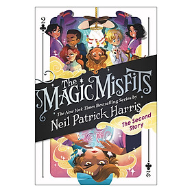 The Magic Misfits Series #2: The Second Story