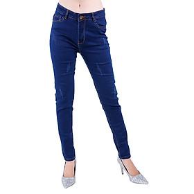 Quần Jeans Nữ Cao Cấp Tôn Dáng JNTR01